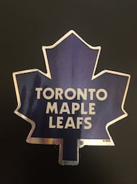 Toronto Maple Leafs Sticker / Decal Brantford, N3P 1L8
