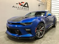 2016 Chevrolet Camaro Blue Sterling, 20166
