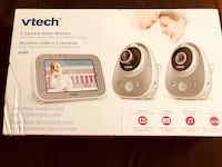 Vtech 2 camera video monitor : Brand new Toronto, M1B