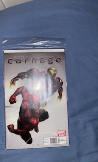 Carnage issue 1