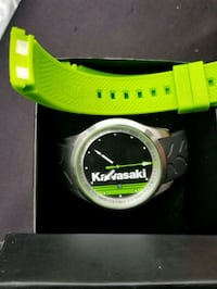 GENUINE KAWASAKI WATCH   Ottawa, K2E 7M3