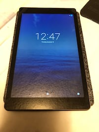 Nextbook tablet and case 296 mi