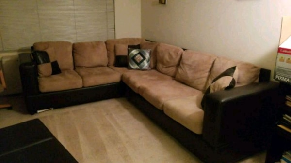 2 piece Sectional seats 5