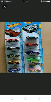 assorted Hot Wheels car scale models Singapore, 328959