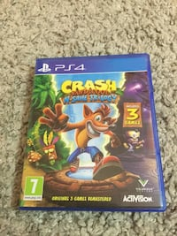 Crash Bandicoot N-Sane Trilogy till ps4