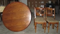 dining table and 4 chairs Brampton