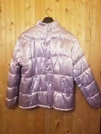 Womens puffy coat