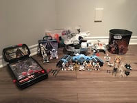 Star Wars toys 41pc lot excellent condition 793 km