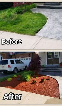 Contracting landscaping Hamilton