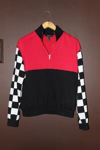 Race sweater