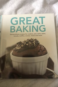 Great baking cookbook  Parkville, 21234