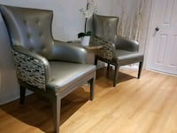 EUC Accent Chairs Ajax, L1Z 1J6