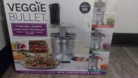 Veggie bullet with extra items Federal Heights, 80260