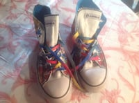 Airwalk flower design sneakers Size 8.5 Calgary, T2C 0P5