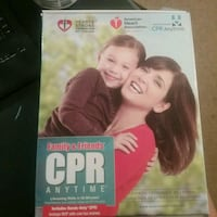 CPR Training kit Selkirk, R1A 1R7