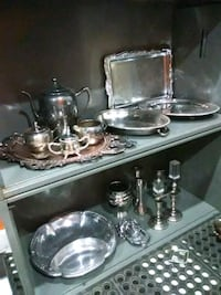 Silver Items.make an offer Minot, 58703