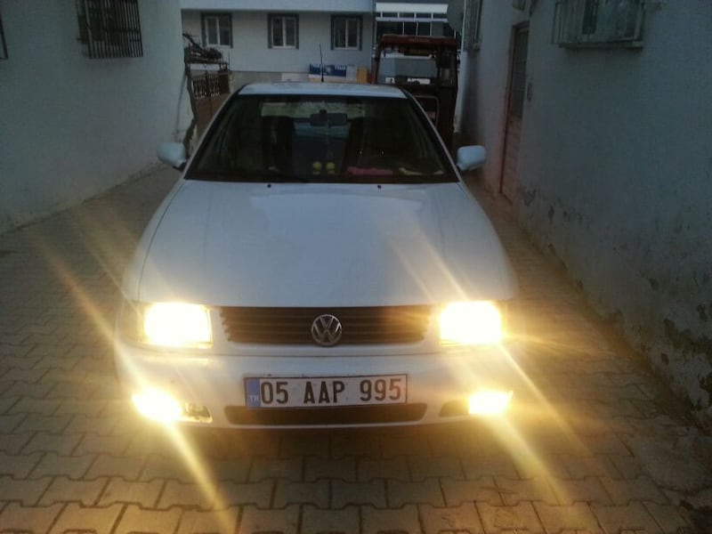 2000 Volkswagen Polo 1.6 CLASSIC FULL 4