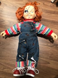 Authentic Life Size Chucky Doll Replica Child's Play 24""
