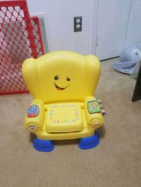 Fisher Price Talking Chair Manassas, 20110