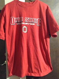 Woman's Ohio state shirt  Zanesville, 43701