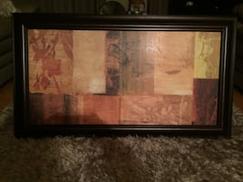 Framed picture/wall art