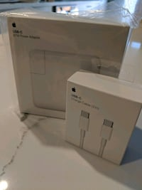 Apple 87W USB-C Power Adapter & 2m USB-C Cable Vaughan, L4K