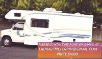 Generator and air-conditioning! 2OO2 Fleetwood Tioga RV air-conditioning!   t3wef BOWIE