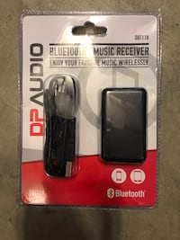 DP Audio Bluetooth Music Receiver Santa Clara, 95054