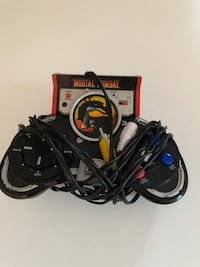 Mortal kombat plug and play.  Fresh batteries ready to go Fredericksburg, 22408