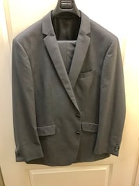 Kenneth Cole Reaction Grey Suit Set - 46R Fort George G Meade, 20755