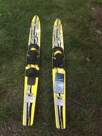 Water Skis - perfect beginner skis for people under 120 pounds Bristow, 20136