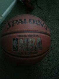 Spalding Basketball (just needs to be pumped)