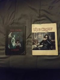 The crow comic j.o'barr and the crow the moviebook