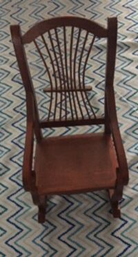 "Rocking Chair for 18"" Doll - Negotiable Annandale"