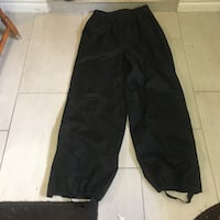 Men's Lined and reinforced splash pants  2196 km