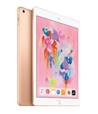 TABLET APPLE IPAD 2018 32GB Oro Madrid