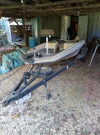 Bass boat as project or for parts Gainesville, 30506