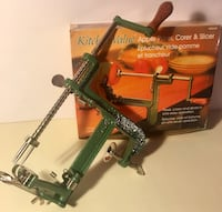 Apple Peeler  Hamilton, L8M 2W4
