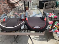 Booster seats $10 each