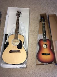 2 First Act Guitars Hartland, 48353