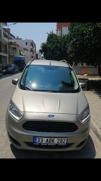 Ford - Courier - 2015 Mezitli