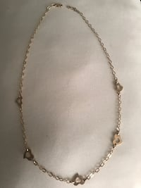 gold chain 14 k necklace