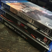 PS4 games  Dundee, 33838