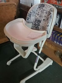 Nice high chair, and several strollers. Spartanburg, 29303