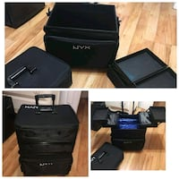 NYX 3 TIER MAKEUP STORAGE Toronto
