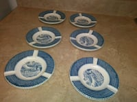 Royal China Currier & Ives Palm Desert