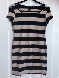 HM dress size M