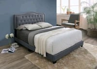 Brand new king size bed/mattress set Norfolk, 23505