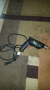 black and red corded power tool Chesapeake
