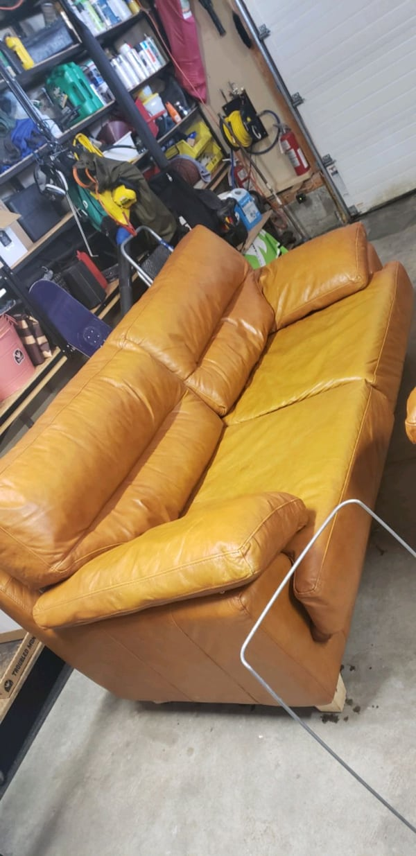Sofa and loveseat 1